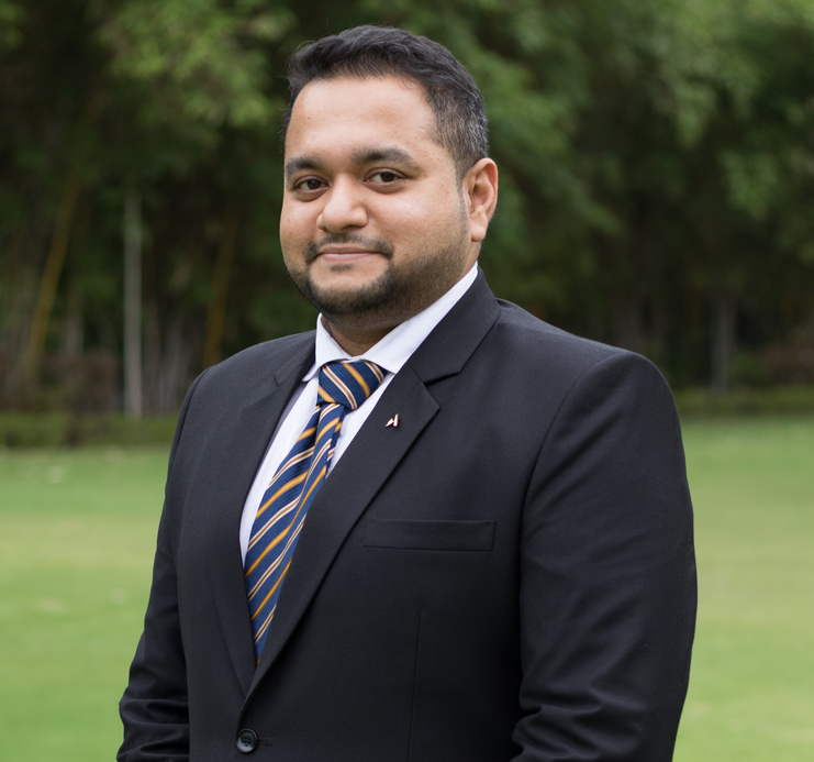 Novotel Hyderabad Convention Centre, Hyderabad International  Convention Centre, Samit Kazi, Resident Manager, New appointment, Hotel Operations