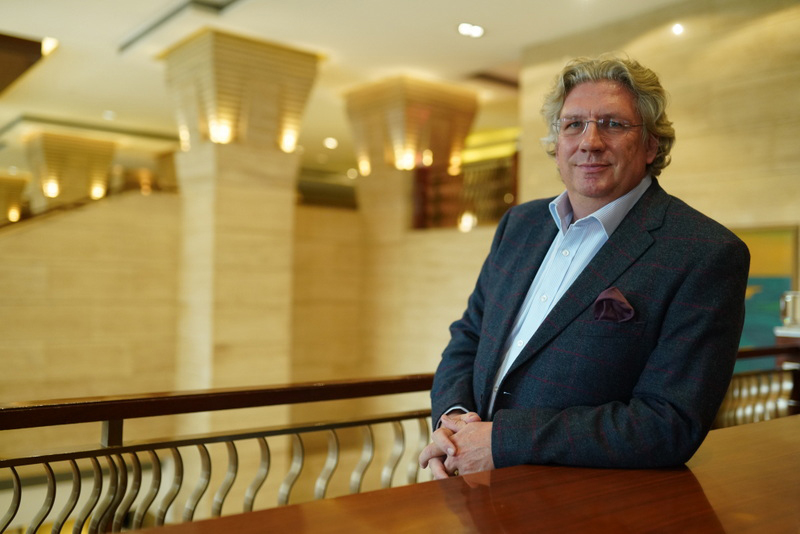 Hyatt Regency Delhi, Julian Ayers, General Manager, Area vice president, North india, New appointment