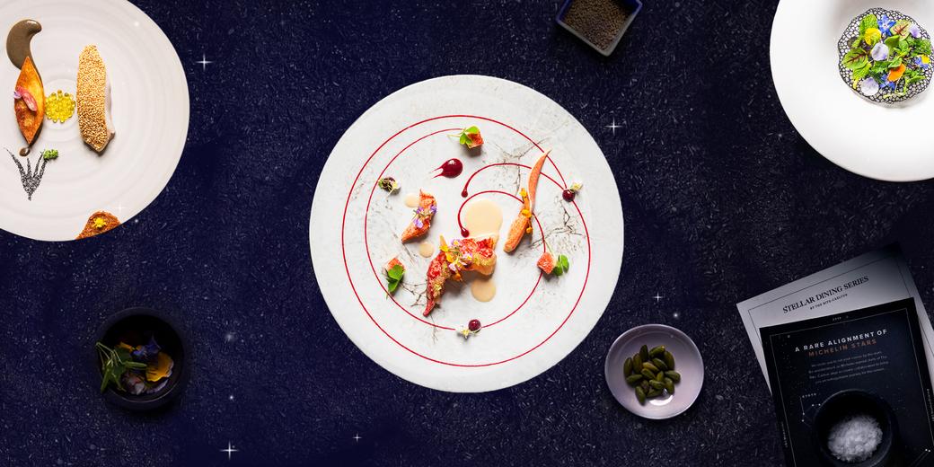 The Ritz-Carlton, Stellar Dining Series, Michelin Star Chef, Tokyo, Kyoto, Guangzhou, Marriott Bonvoy, Asia Pacific, Food & Beverage