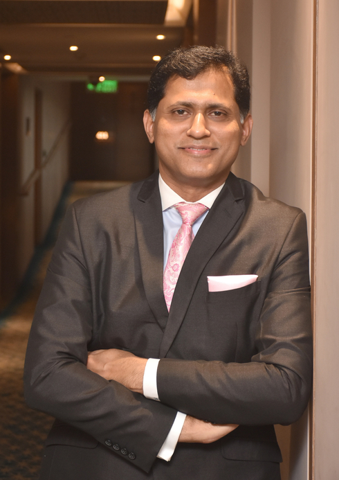 Hilton India, Hilton, Melville John, General Manager, New appointment