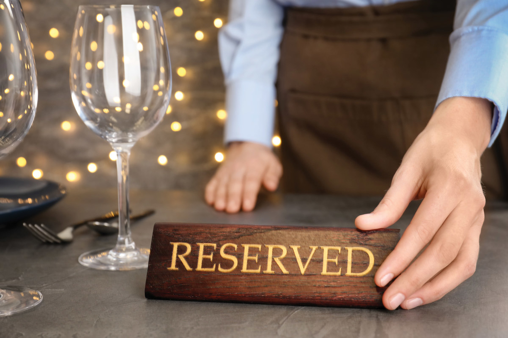 Table reservation apps help serious diners get a table even in the busiest of restaurants
