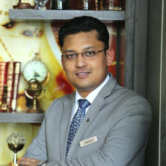 Indore Marriott Hotel, Marriott International, Somrup Chanda, Director of Food & Beverage, New appointment