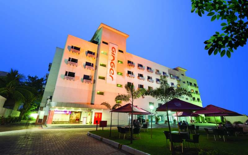 Ginger, Ginger Hotels, The Indian Hotels Company Limited (IHCL), Alka Group of Hotels, New hotel, Udaipur, Rajasthan