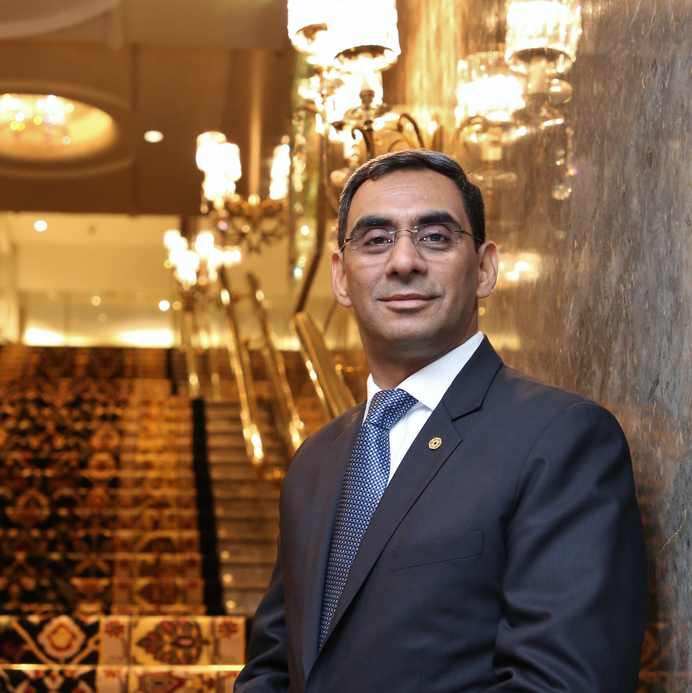 Taj Palace, New Delhi, Taj Hotels, The Indian Hotels Company Limited (IHCL), Nayan Seth, General Manager, New appointment