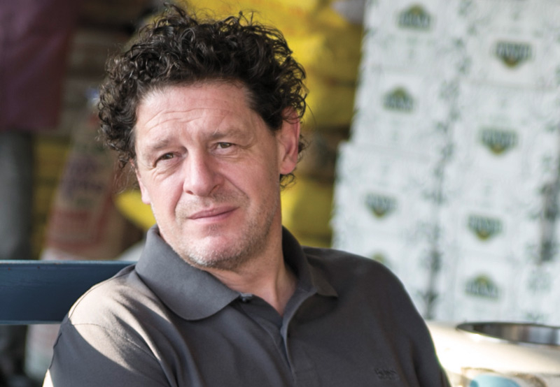 Marco Pierre White, Female chefs, Chef, Emotion, Food & Beverage, Irish Independent, Fairmont Bab Al Bahr, London's Darjeeling Express, Big Hospitality, Statement, Outrage