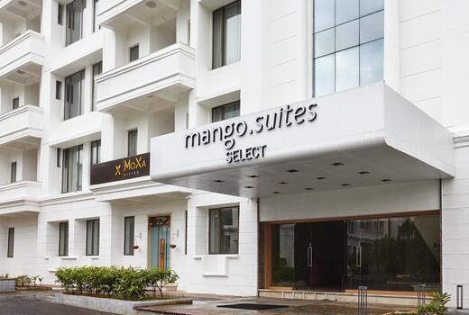 Mango Suites SELECT, Intellistay Hotels Pvt. Ltd. (IHPL), IntelliStay Hotels, Sterling F&B and Hospitality, Hotel launch, Mahape, Navi mumbai, Upper midscale, Long stay