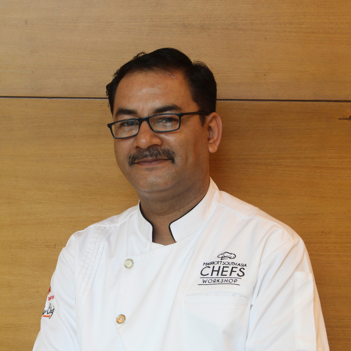 Jaipur Marriott Hotel, Marriott International, Jatinder Dhaliwal, Executive chef, New appointment