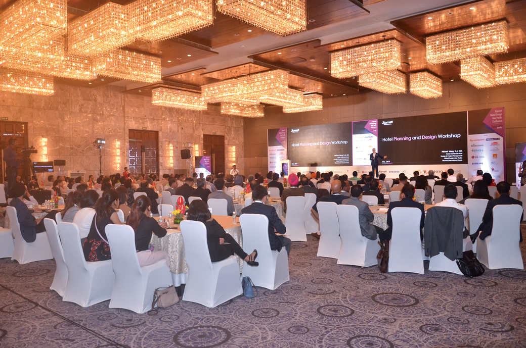 Marriott Global Design Asia Pacific Confluence 2019, Marriott International, Hotelier India, Hotel design, Latest trends, Asian Paints Ltd, Astral Pool, Boon Edam India, Everest Industries, Gras I, Harman Professional Solutions, LG Corporation, Maspar, Square Foot, Swastik Synergy, Samsung, S&T, Toto, VBev, Wang Professionals