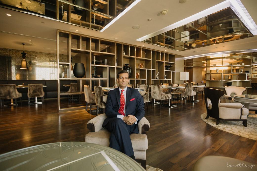 Vishal Singh, general manager, Hyatt Regency Gurgaon