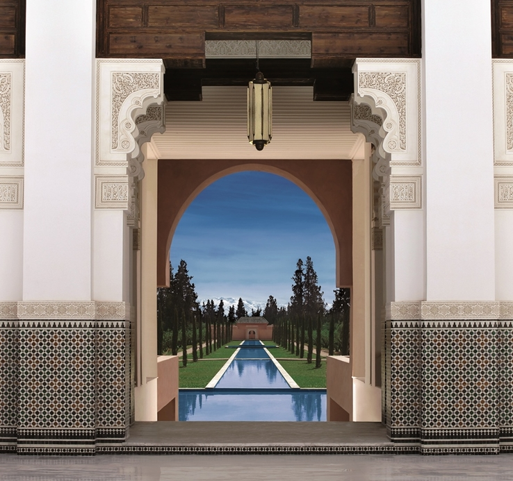 The Oberoi, Marrakech, The Oberoi Group hotels, Morocco, New hotel, Moroccan architecture