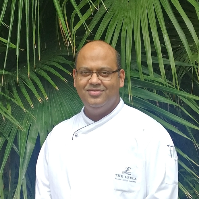 The Leela Mumbai, Aungshuman Chakraborty, Executive chef, New appointment