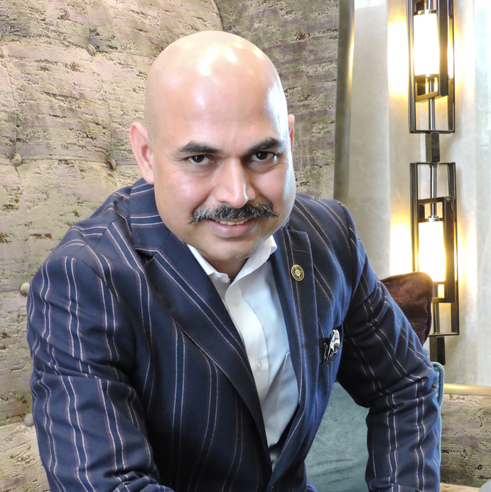 Conrad Pune, Dharam Singh, Hotel manager, New appointment