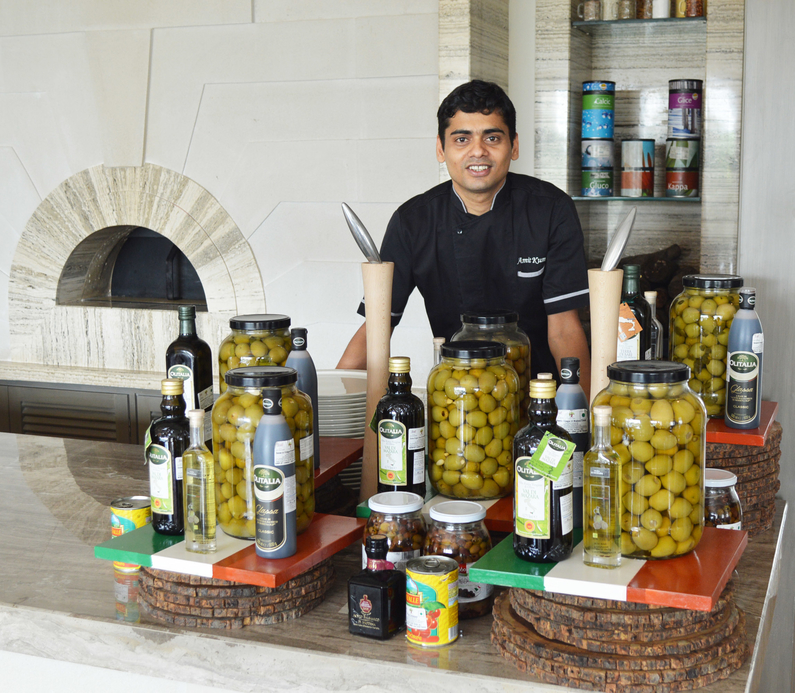 Le Meridien Goa Calangute, Chef Amit Kumar, Executive chef, New appointment