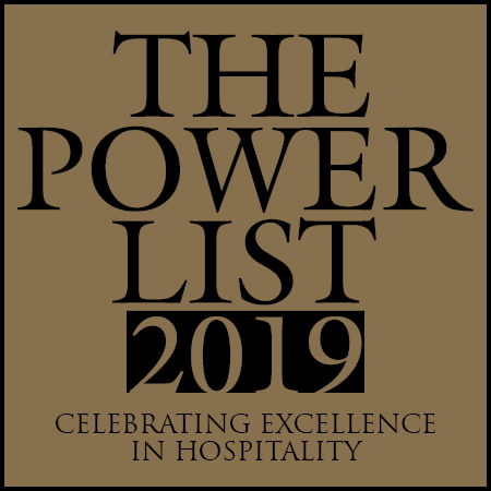 Power List 2019, Most influential names, Hospitality industry