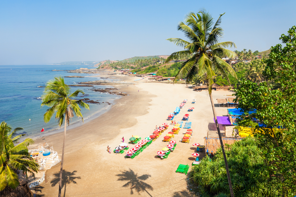 Thomas Cook, Goa, Tourism, Tourist arrival, Foriegn visitors, Thomas Cook Airlines