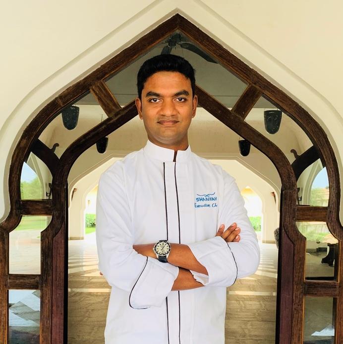 Evolve Back Kamalapura Palace, Hampi, Shankar S, Head chef, New appointment