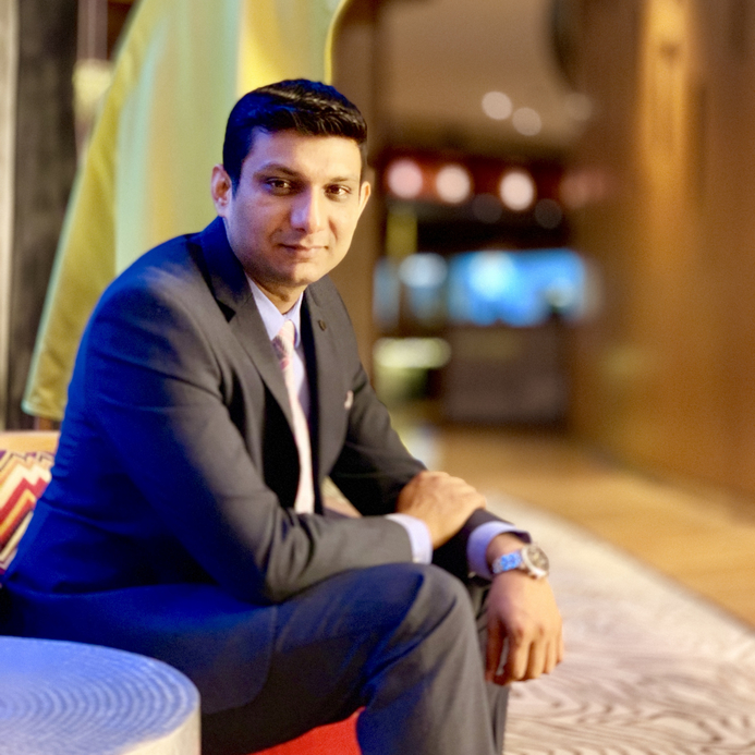 Fairmont Jaipur., Amit Sangwan, Director of Food & Beverage, New appointment