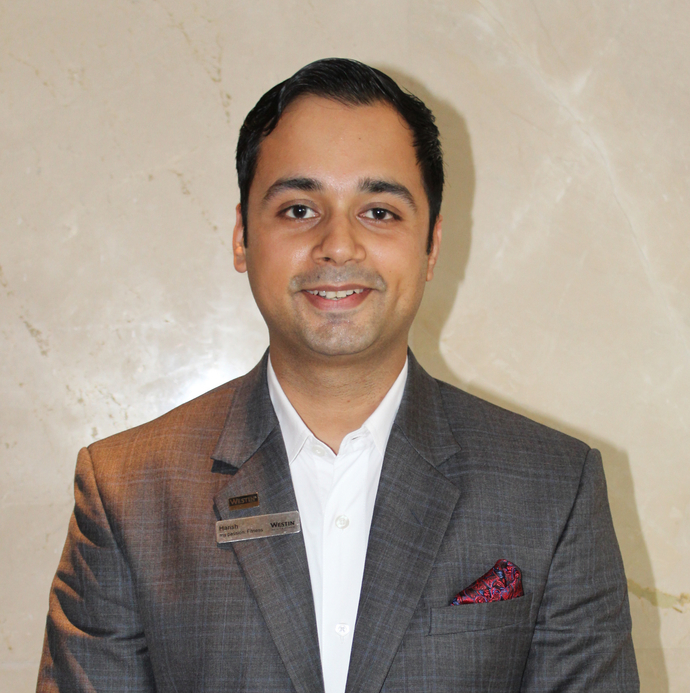 The Westin Pune Koregaon Park, Harish Kumar, Front office manager, New appointment