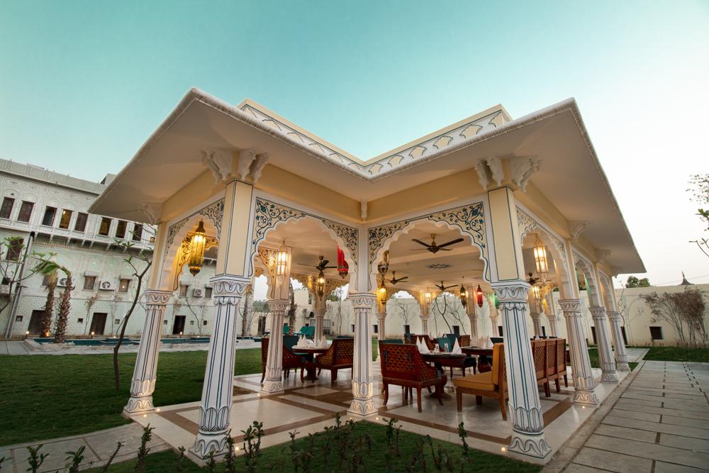 Sarovar Hotels and Resorts, The Messenger – Harlalka Haveli, Sarovar heritage hotel, Sukhani Group of hotels