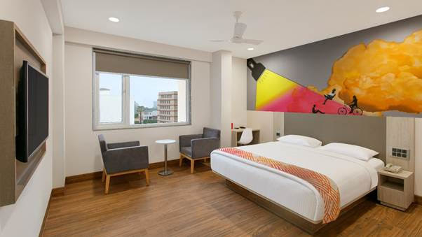 Ginger, Ginger Hotels, Ginger Patna, Bihar, Lean luxury, New hotel, The Indian Hotels Company Limited (IHCL)