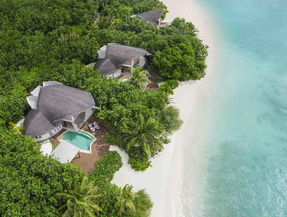 JW Marriott Maldives Resort & Spa, JW Marriott Hotel, Marriott International, Maldives, Vagaru island, Private island, Resort property
