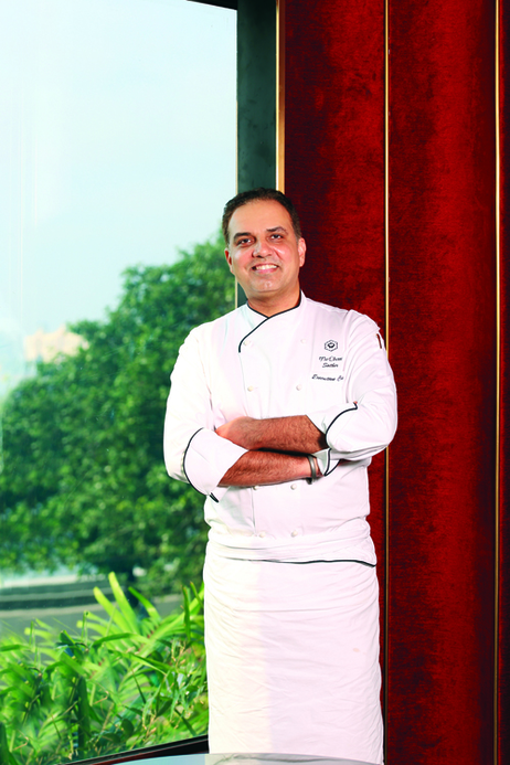 Chef Satbir Bakshi, The Oberoi Mumbai, Celebrating the ingredients, Michelin-starred chefs, F&B concepts, Ziya and Vetro, Seasonal ingredients