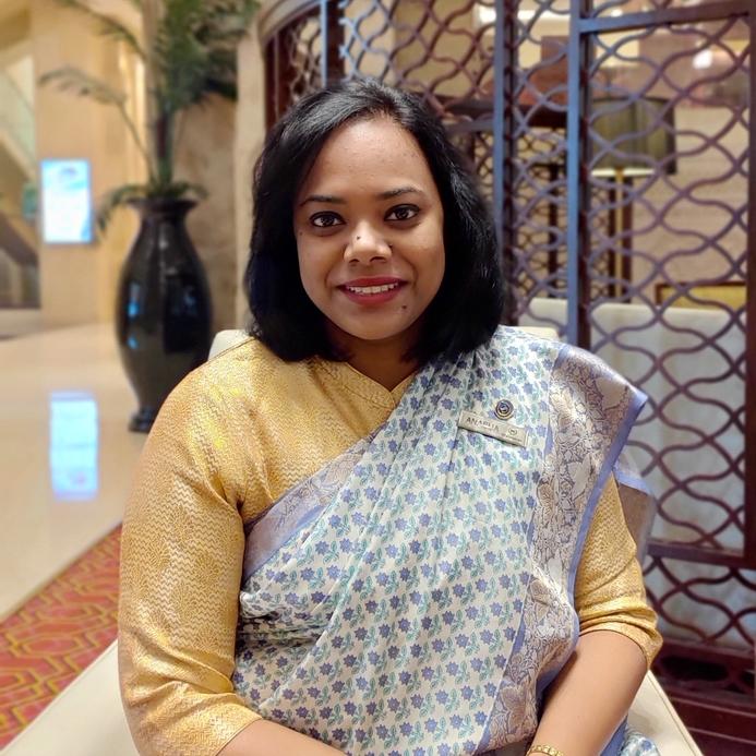 Sheraton Grand Pune Bund Garden Hotel, Anasua Roy, Executive housekeeper, New appointment