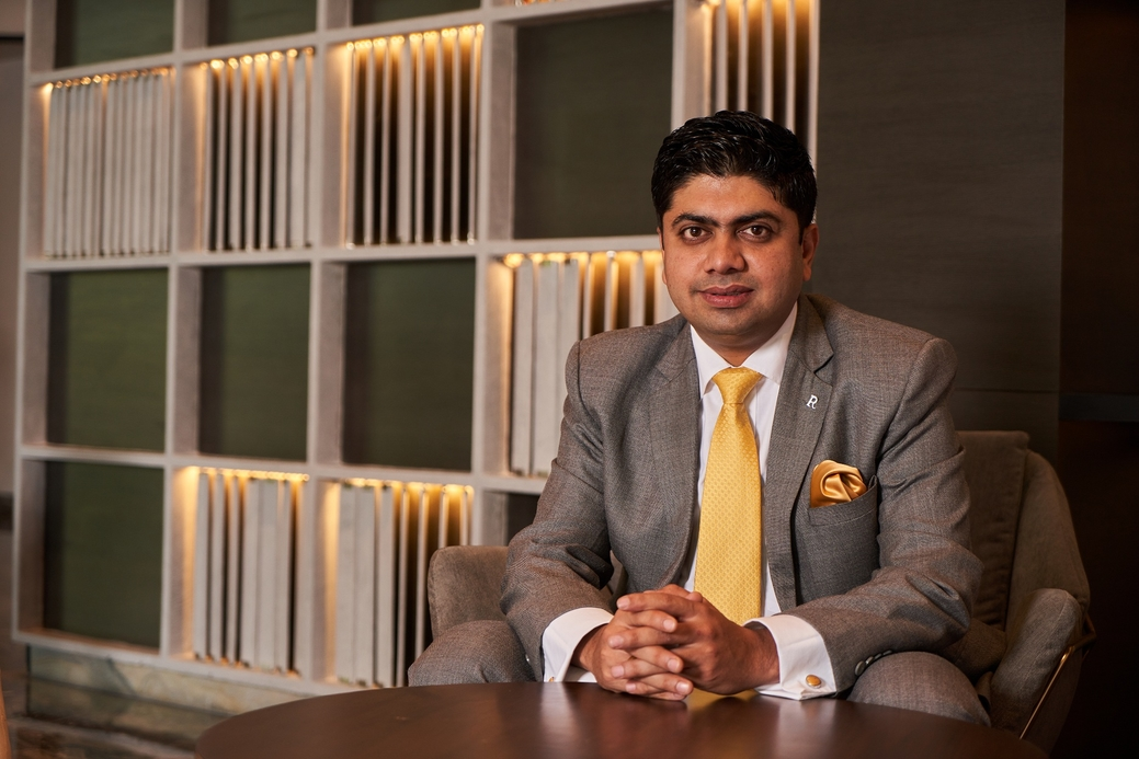 Sheraton Grand Pune Bund Garden Hotel, Tushar Joshi, Rooms division manager, New appointment