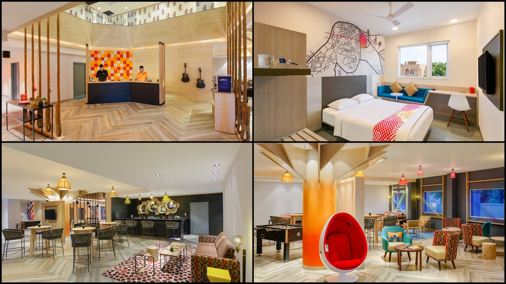 The Indian Hotels Company Limited (IHCL), Ginger, Ginger Hotels, Ginger Bhubaneswa, Renovation, JOI-Design
