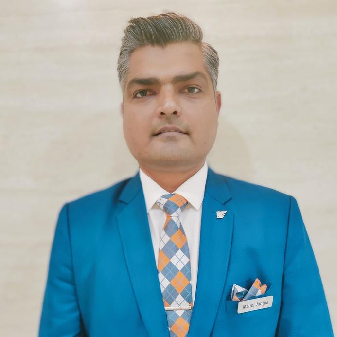 JW Marriott Mumbai Sahar, Manoj Jangid, Director of Food & Beverage, New appointment