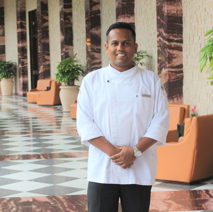 Renaissance Mumbai Convention Centre Hotel and Lakeside Chalet- Mumbai, Marriott Executive Apartments, Shibendu Ray Chaudhury, Executive Sous Chef, New appointment