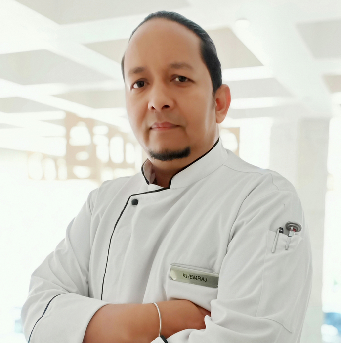 Radisson Hotel Agra, Khemraj Ghimray, New appointment, Executive chef