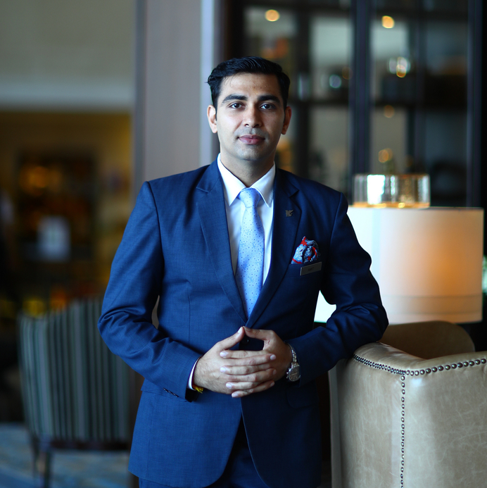 JW Marriott Jaipur Resort & Spa, Amit Bhatia, New appointment, Marriott International, Director of Food & Beverage