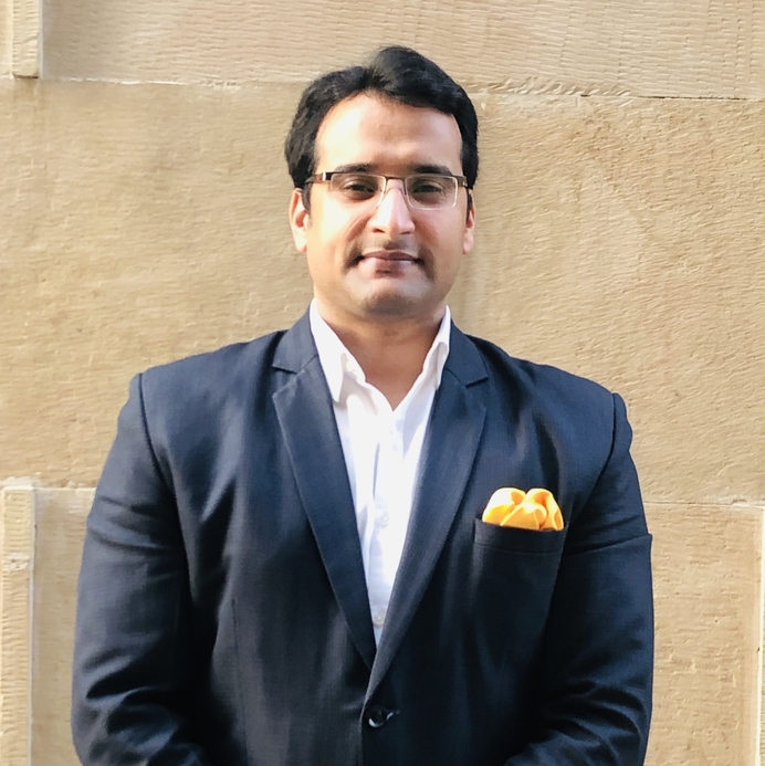 Holiday Inn Jaipur City Centre, Holiday Inn, Manish Rana, New appointment, Front office manager