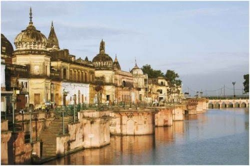 Uttar Pradesh Government, Ayodhya, Makeover, Tourist destination, Spiritual destination, Ram temple, Cruise rides, International airport