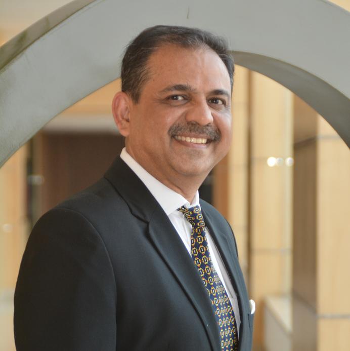 Le Méridien Hyderabad, Rakesh Upadhyay, New app, General Manager