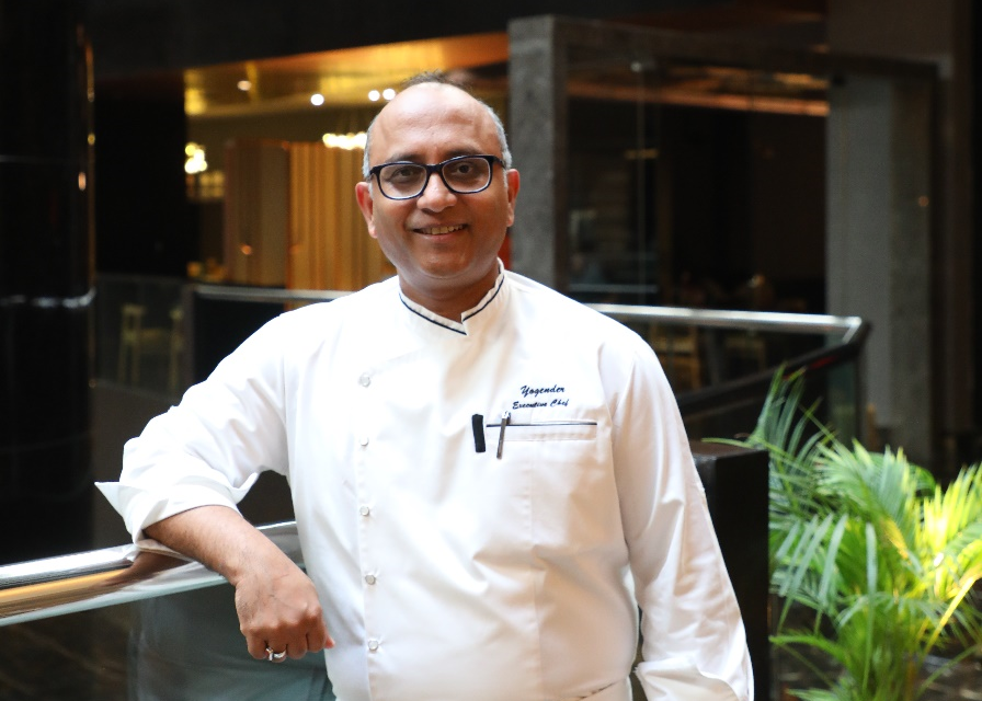 Park Hyatt Hyderabad, Chef Yogender Pal, New appointment, Executive chef, Innovative dining