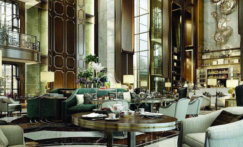 Luxury, The Ritz Carlton Hotel, Pune, Madhav Joshi, Principal Architect, Madhav Joshi and Associates