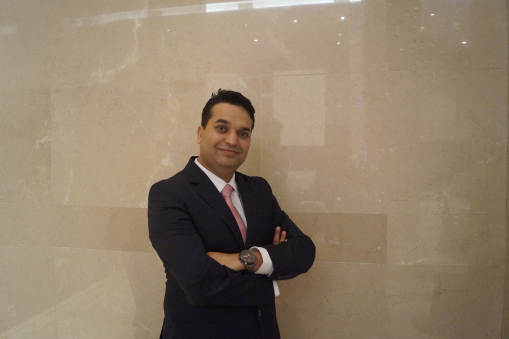 Vikas Mittal, New appointment, Director of sales, Courtyard by Marriott Pune Chakan
