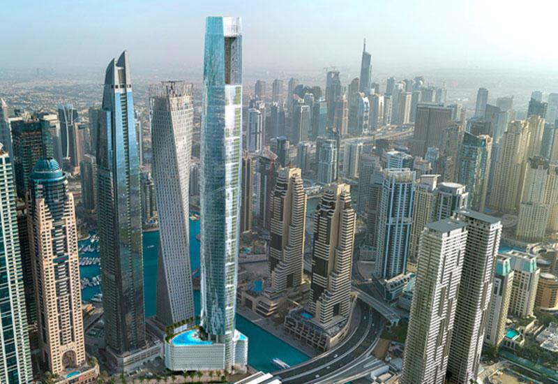 Дубай дом высота apartament 4 camere