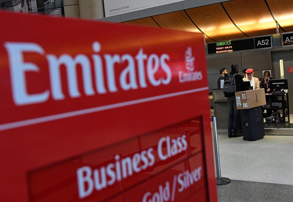 Emirates, Vice president, India, Nepal, Jabr Al-Azeeby, New appointment