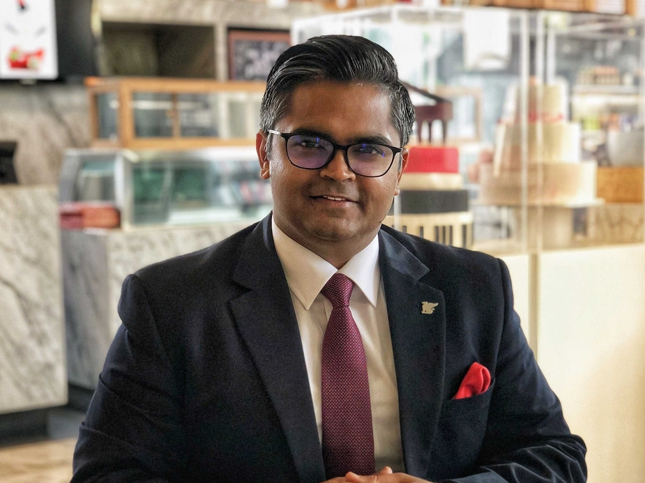 Namit Kharbanda, JW Marriott Pune, Director of Human Resources, New appointment