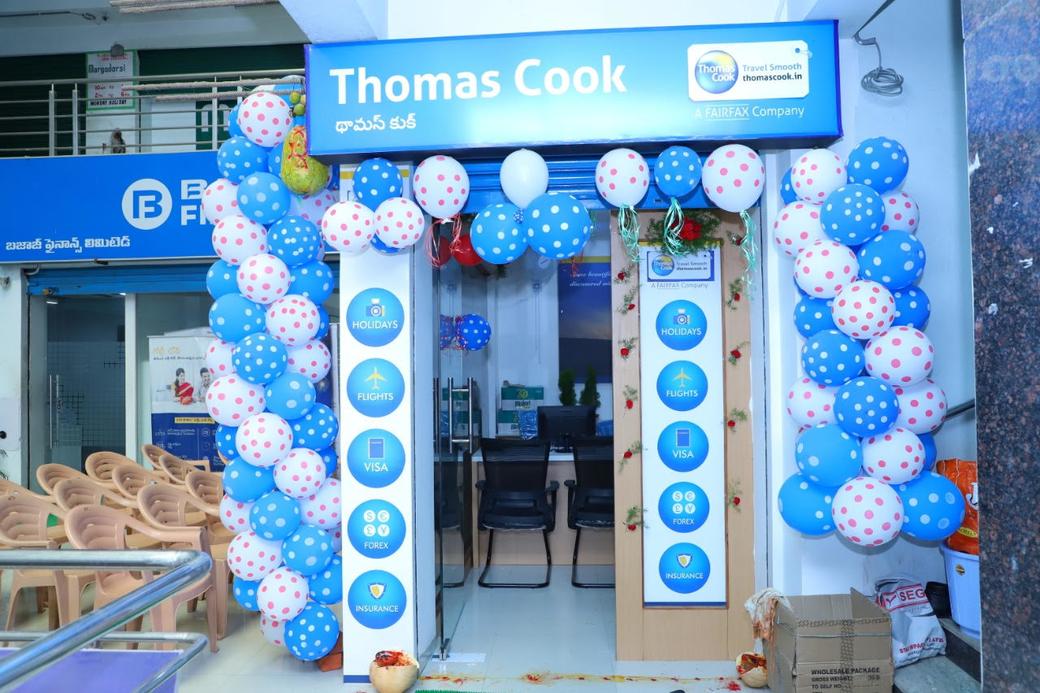 Thomas Cook (India), Warangal, Travel  company, Gold Circle Partner, Franchise, Holiday business, Telangana, Hanamkonda