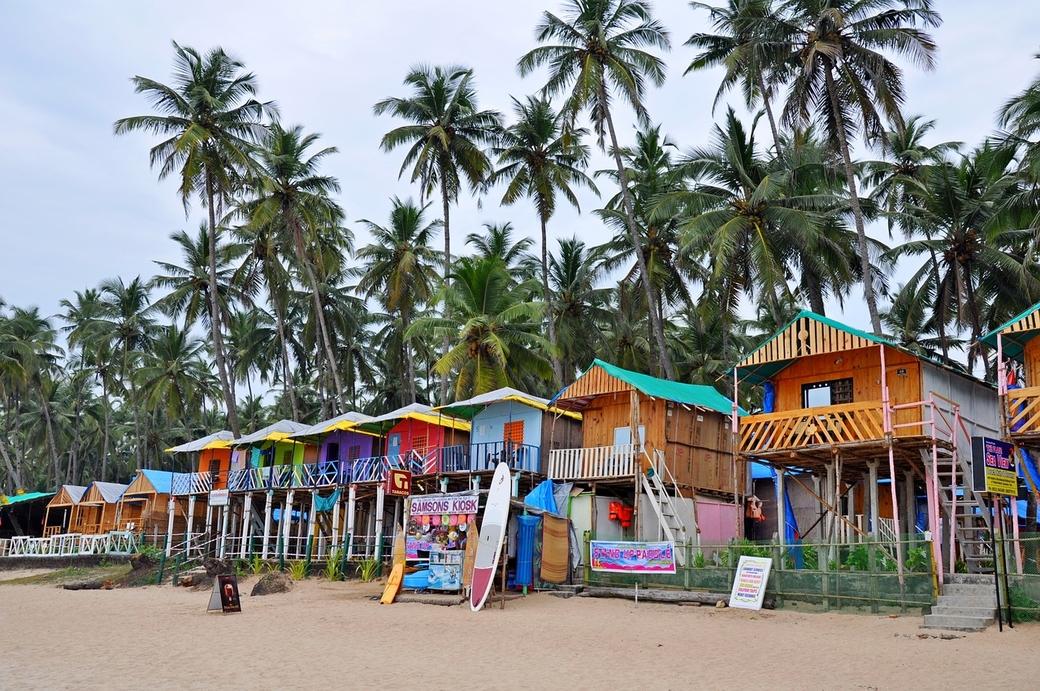 Goa Forward Party, Goa, Tourism, Sunburn festival, Thomas Cook