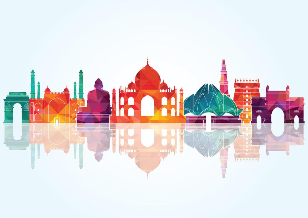 Tourism, India's Iconic Monuments, Bharat Darshan Park, New Delhi, Mega park, Waste-to-wealth, Punjabi Bagh, Scrap waste, Eco-friendly park