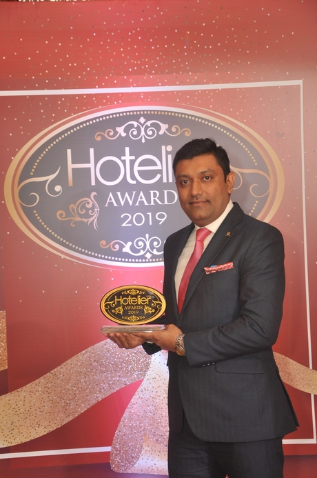11th Hotelier India Awards, Hotelier India, Hotelier India Awards, Hotelier India Awards 2019, Front Office Manager of the Year', Front Office Manager of 2019, Imran Khan, The St. Regis Mumbai