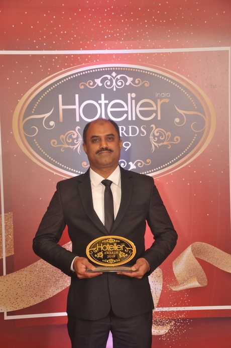 11th Hotelier India Awards, Hotelier Awards, Chief Engineer of the Year, Sajid Shaikh, Courtyard by Marriott and Fairfield by Marriott Bengaluru Outer Ring Road, Chief Engineer of 2019