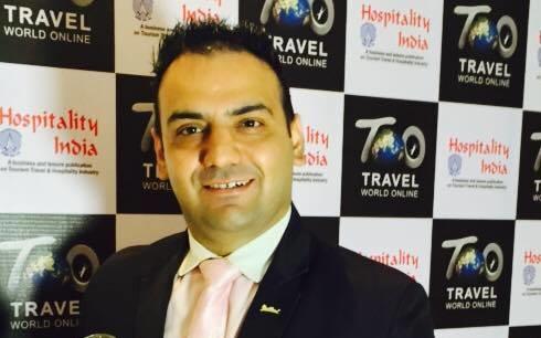 Ankur Mehrotra, Crowne Plaza Jaipur Tonk Road, Crowne Plaza Jaipur, New appointment, Director of sales & marketing