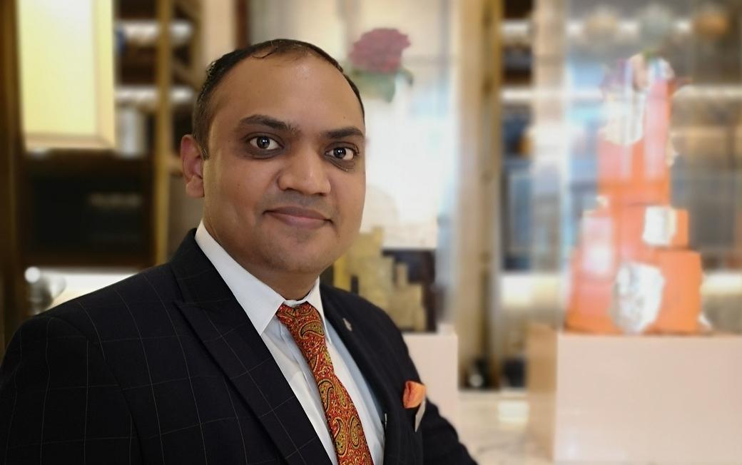 JW Marriott Mumbai Sahar, Atul Singh Chauhan, Executive housekeeper, New appointment