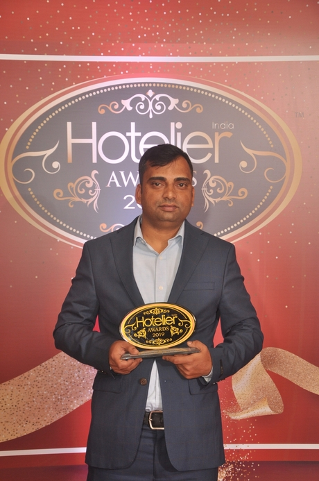 11th Hotelier India Awards, Hotelier India, Hotelier India Awards, Hotelier India Awards 2019, Munish Dogra, Ibis Gurgaon Golf Course Road, It Person of the Year, IT Person of 2019